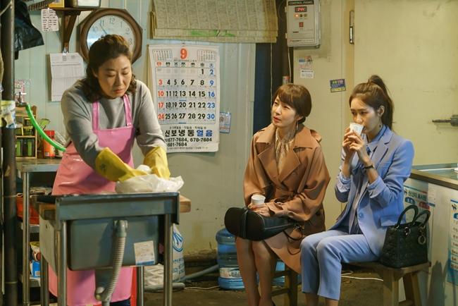 Xem phim 19+ Thế Giới Hôn Nhân mới nhớ ra phim Hàn có cả một hội bà cả cao tay khiến tiểu tam phải khóc thét - Ảnh 13.