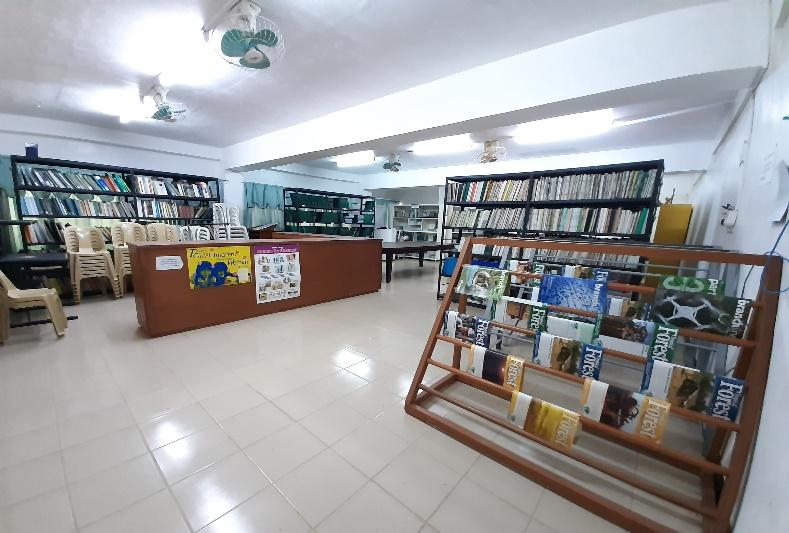 DFS Reading room