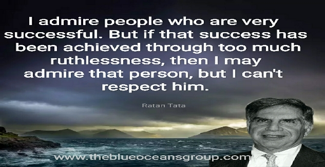 Ratan Tata Business Pedagogy