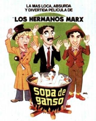 Sopa de ganso (1933, Leo McCarey)