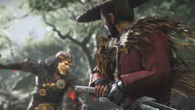 Most anticipated games 2020 - Ghost of Tsushima