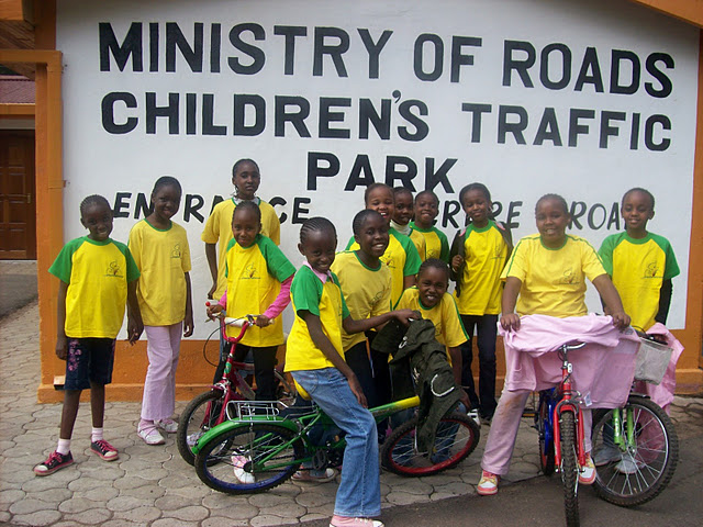 Donate Bikes To Africa TdA will be donating bikes to