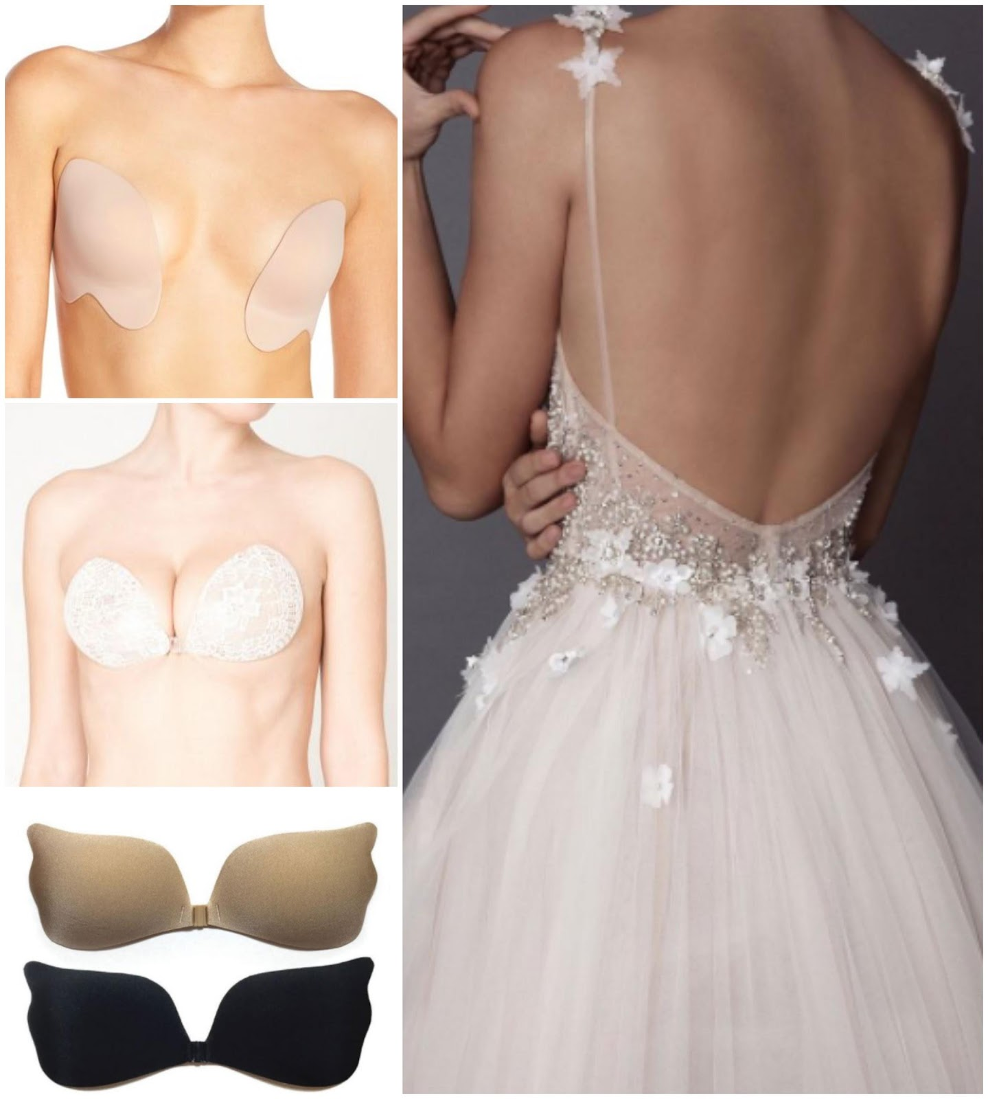 Aiido   What To Wear Under Your Wedding Dress