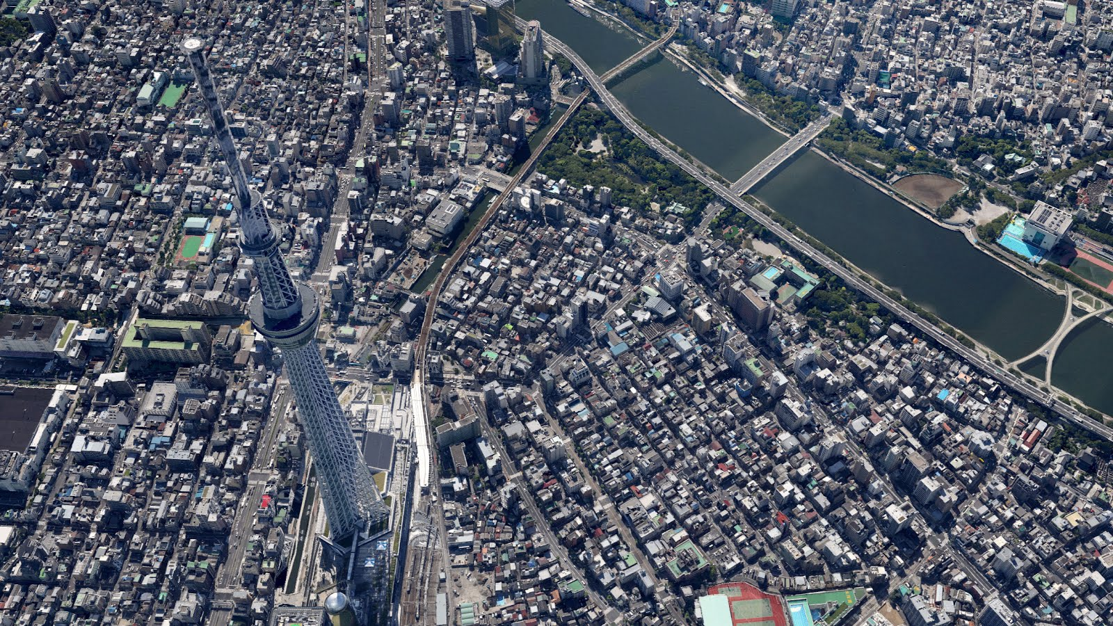 Google Asia Pacific Blog Fly Through Tokyo And More With New 3d