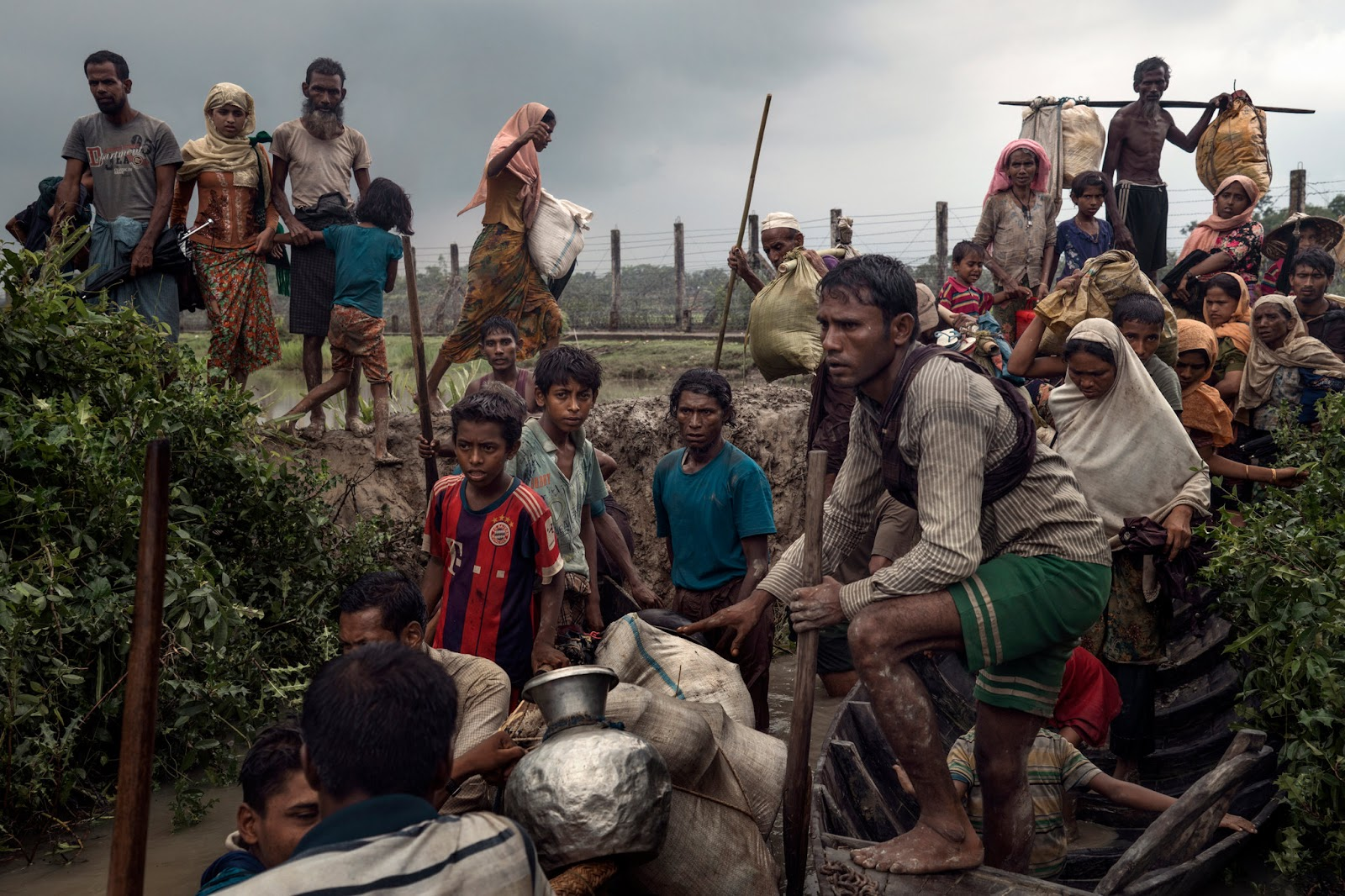 Myanmar's Military Planned Rohingya Genocide, Rights Group Says - The New  York Times