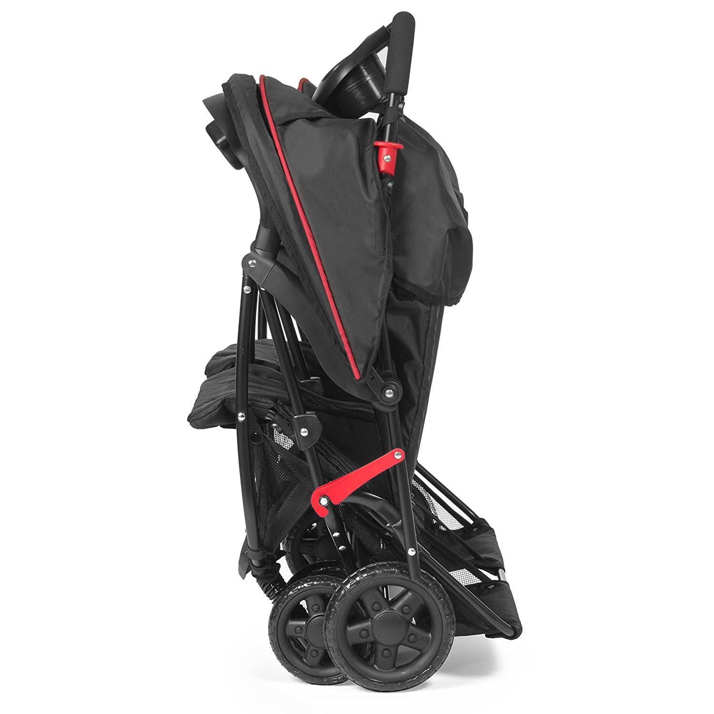 Kolcraft Cloud Plus Lightweight Double Stroller Review