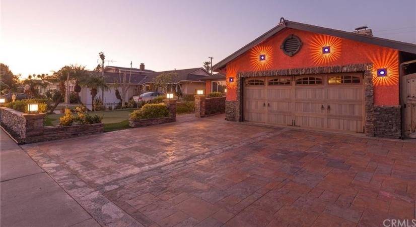 West Anaheim home