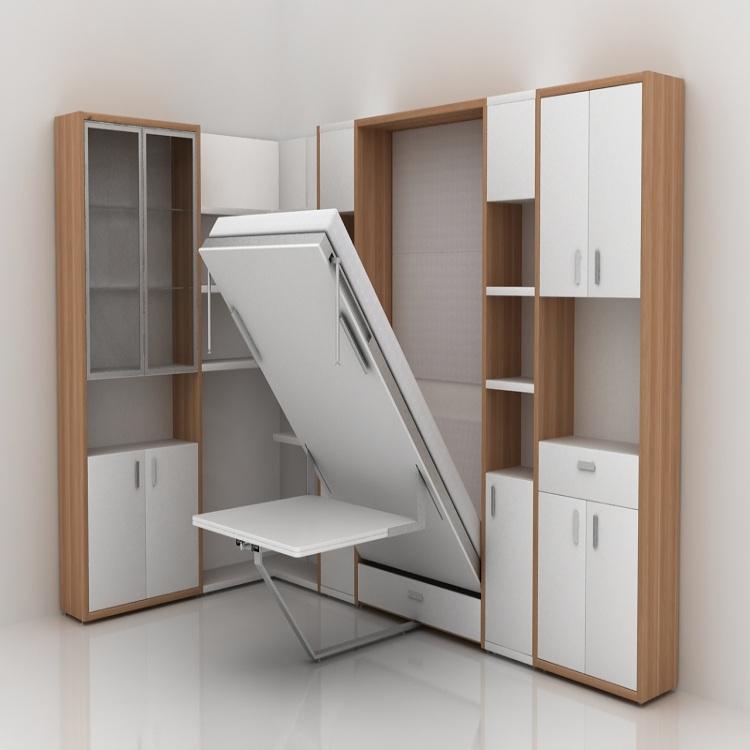 Thiết kế nội thất thông minh tích hợp nhiều chức năng sử dụng