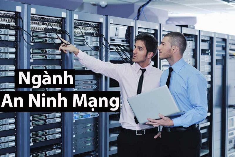 ngành an ninh mạng một xu hướng nghề nghiệp mới