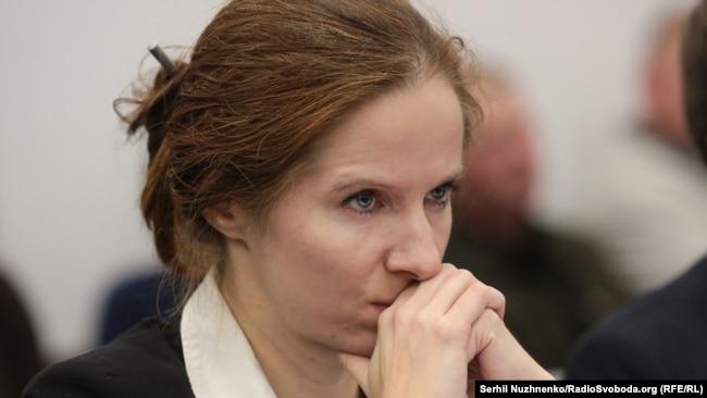 Євгенія Закревська, адвокат потерпілих