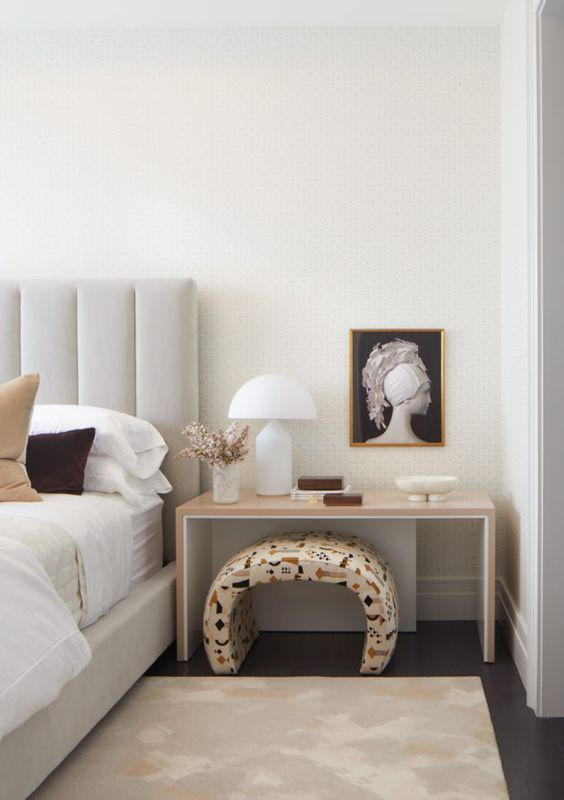 Bedside Console Table