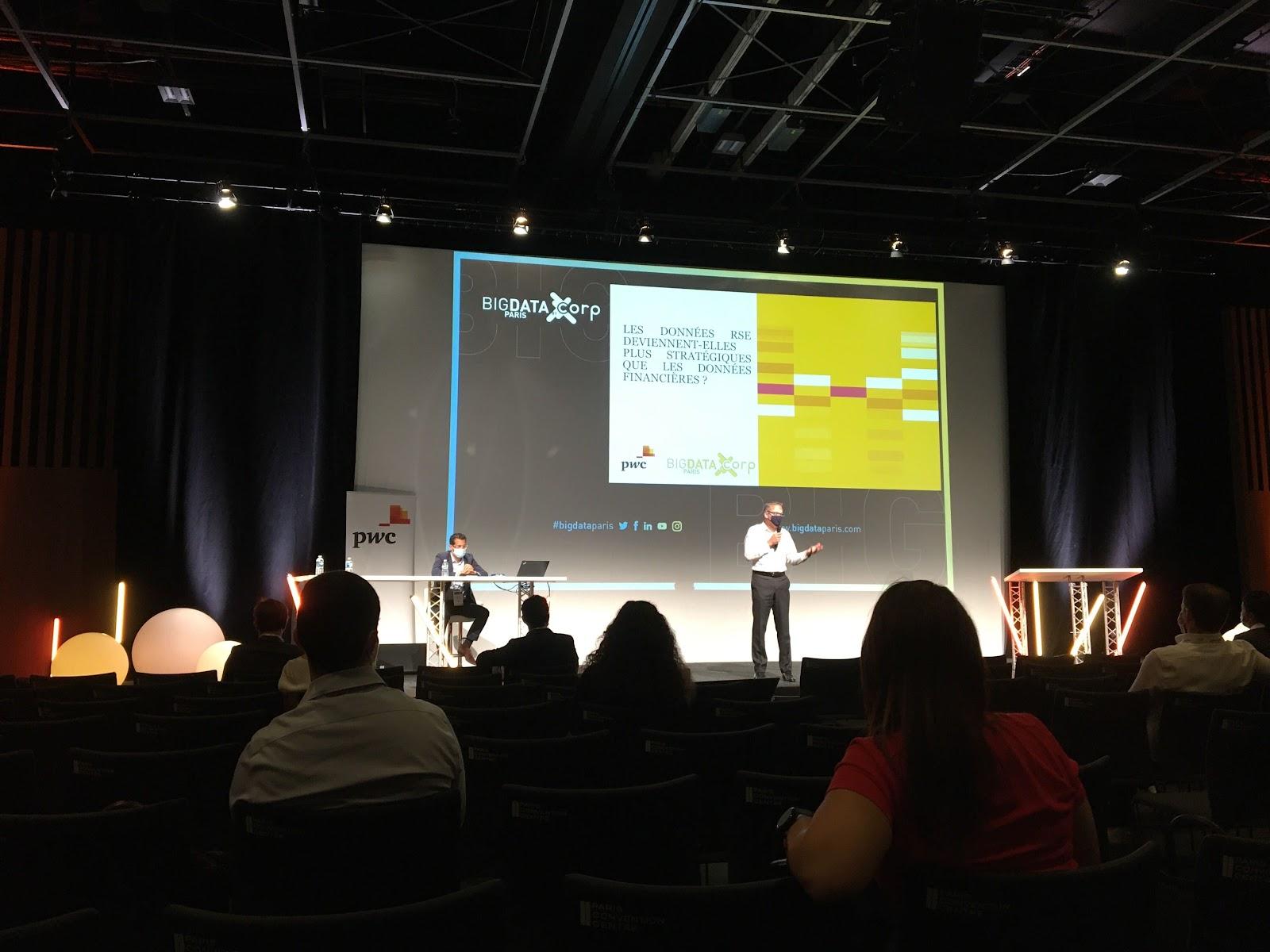 Conférence Paris BIg Data 2020