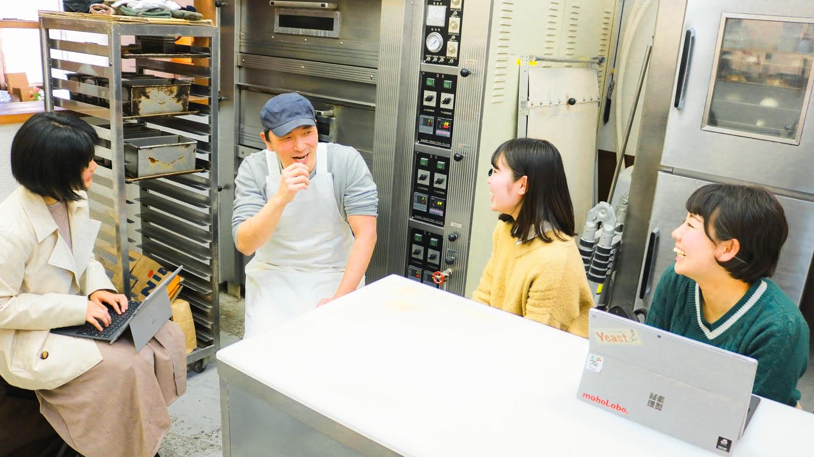 東広島 パン屋さん 酒蔵通り cocoron