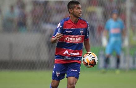 Pio do Fortaleza fez dois gols e eliminou o Flamengo na Copa do Brasil
