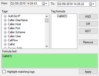 Guide to Download and Use the 3CX Log Viewer