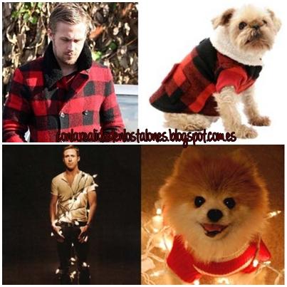 Ryan Gosling más mono que un cachorro