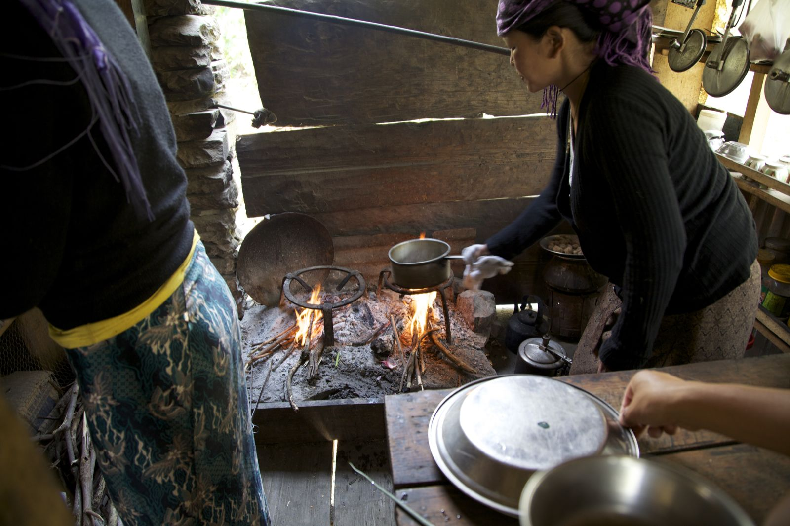 manaslu food and hygiene