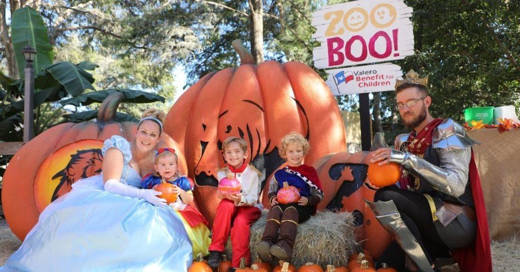 San Antonio Zoo Boo; The Best Halloween Events In Texas in 2021
