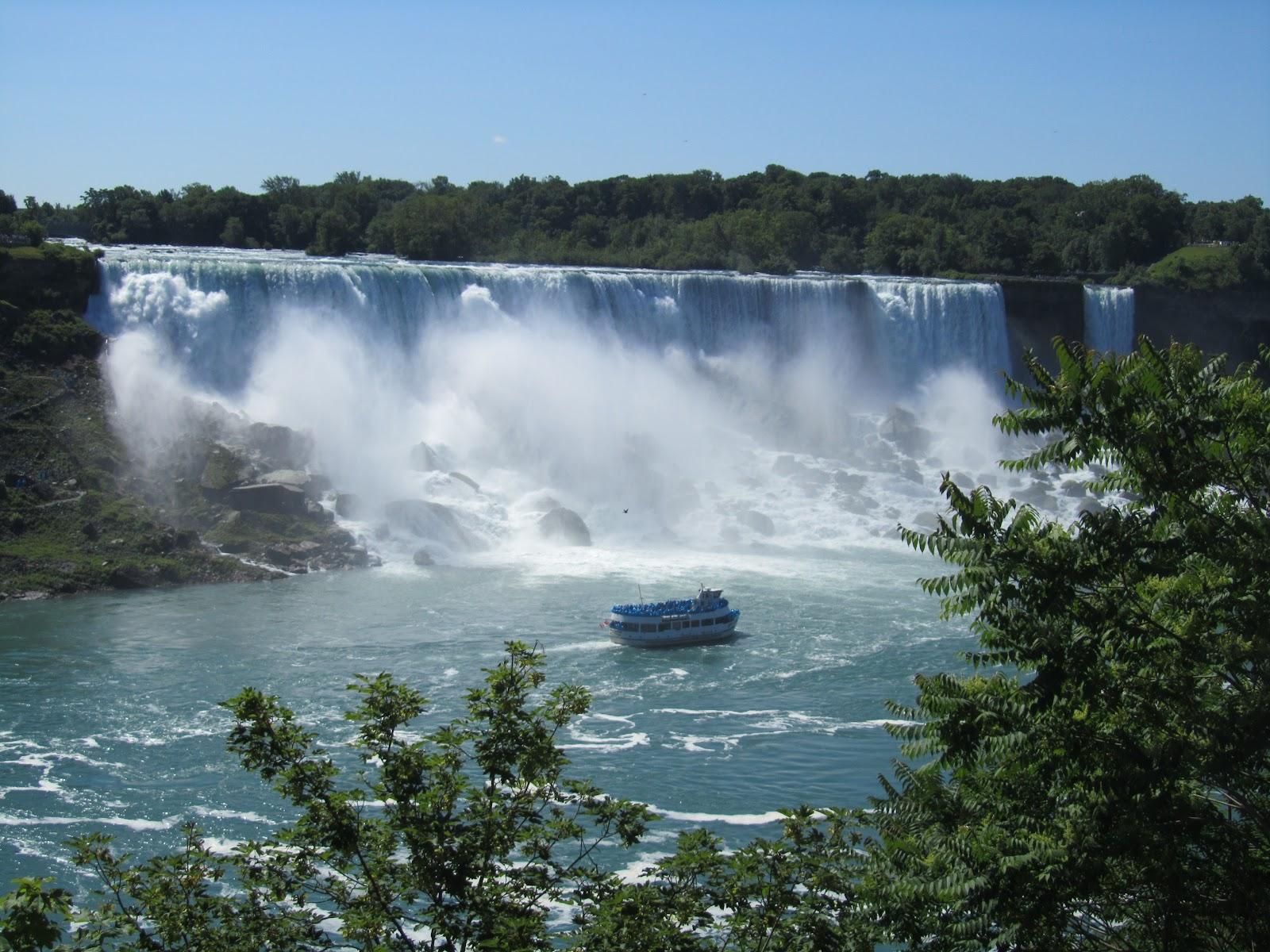 horseshoe falls, niagara falls, niagara falls picture