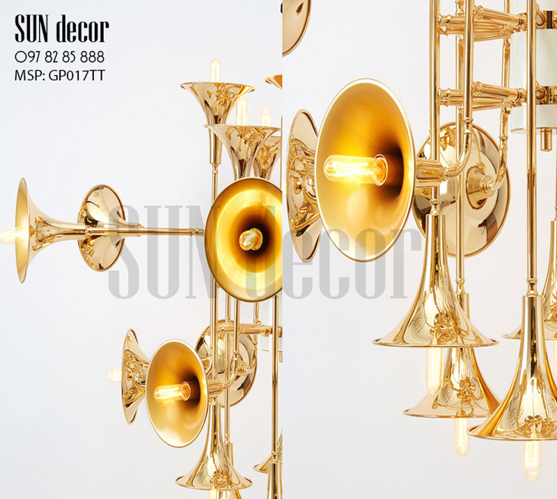 Đèn chùm DelightFull Botti - mẫu đèn chùm độc đáo