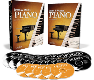Online Learn & Master Piano Course by Legacy Learning