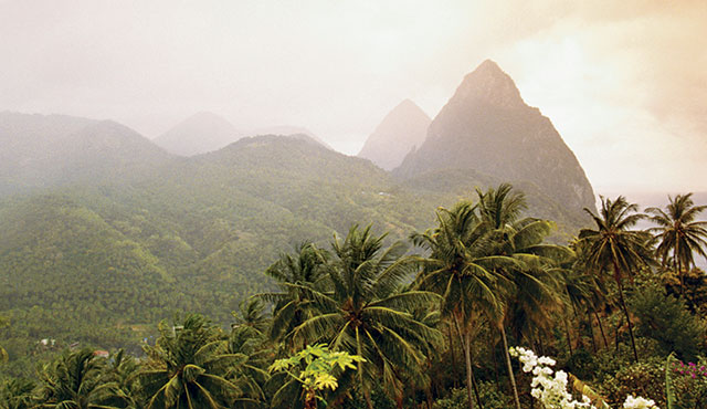 Majestic Les Pitons – St. Lucia | Princess Cruises