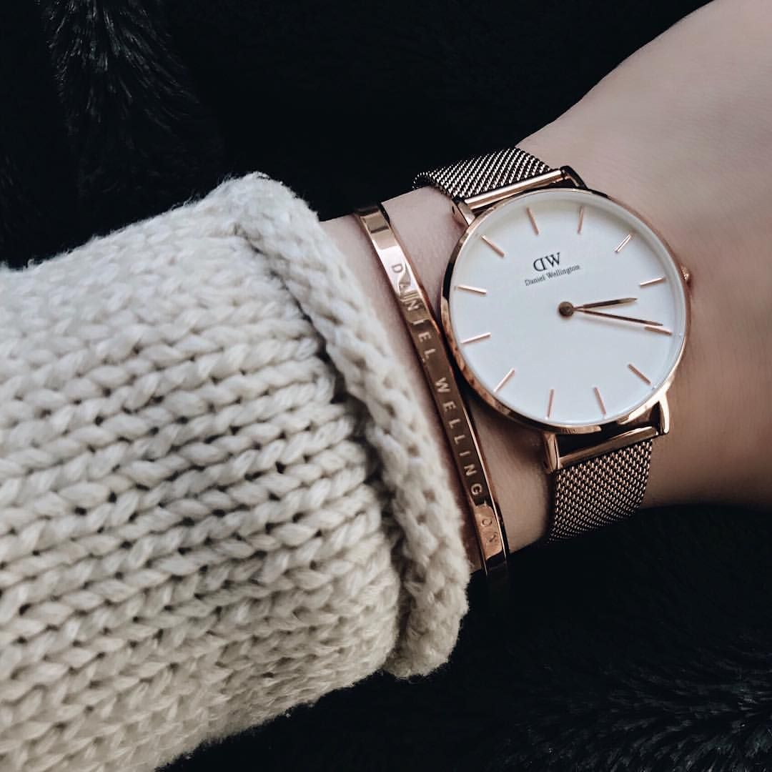 Fashionable and Affordable Daniel Wellington New Watches And Accessories