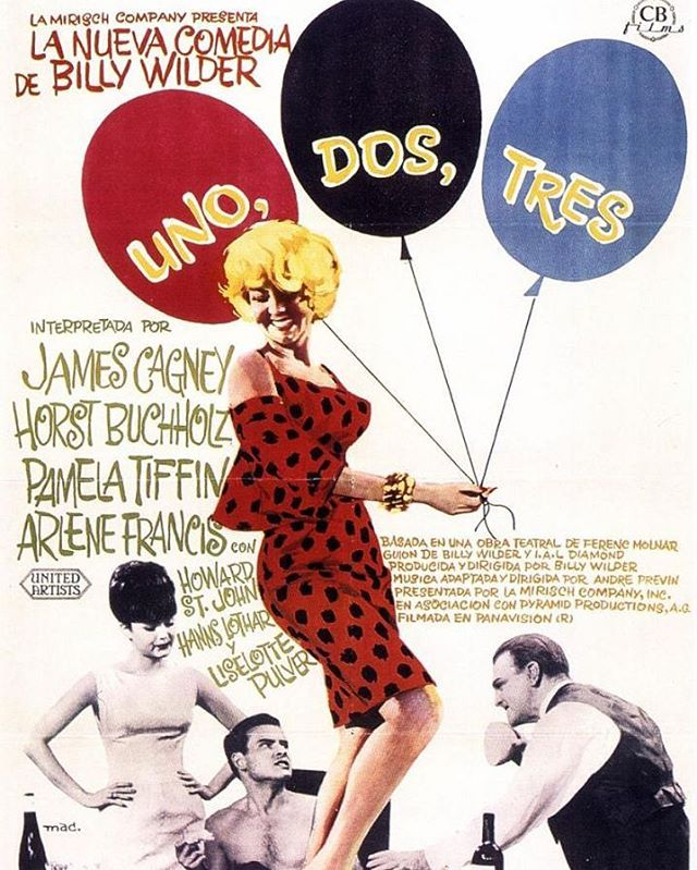 Uno, dos, tres (1961, Billy Wilder)