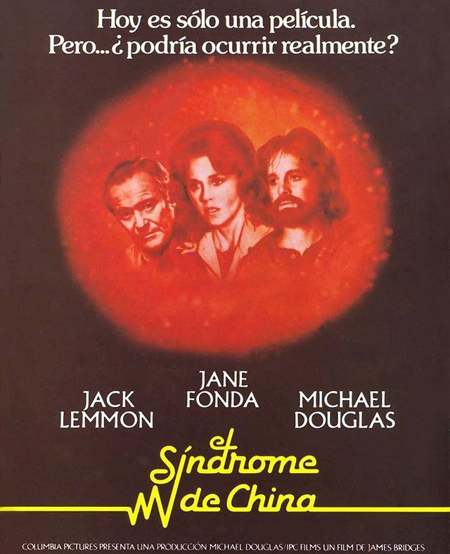 El síndrome de China (1978, James Bridges)