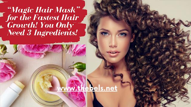 Magic Hair Mask