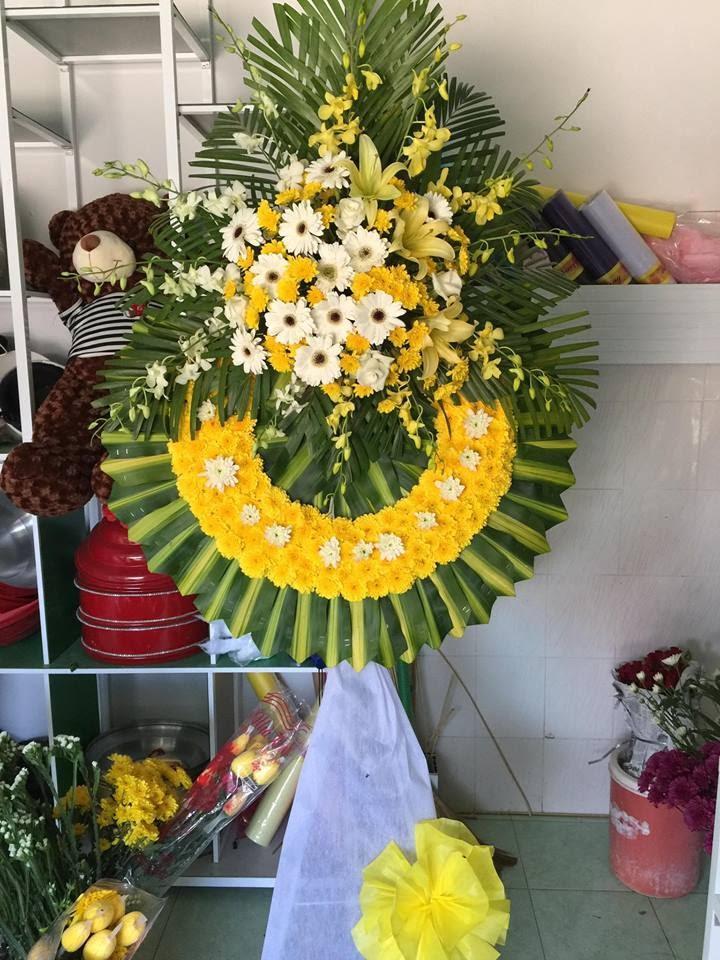 Kết quả hình ảnh cho hoa viếng đám tang