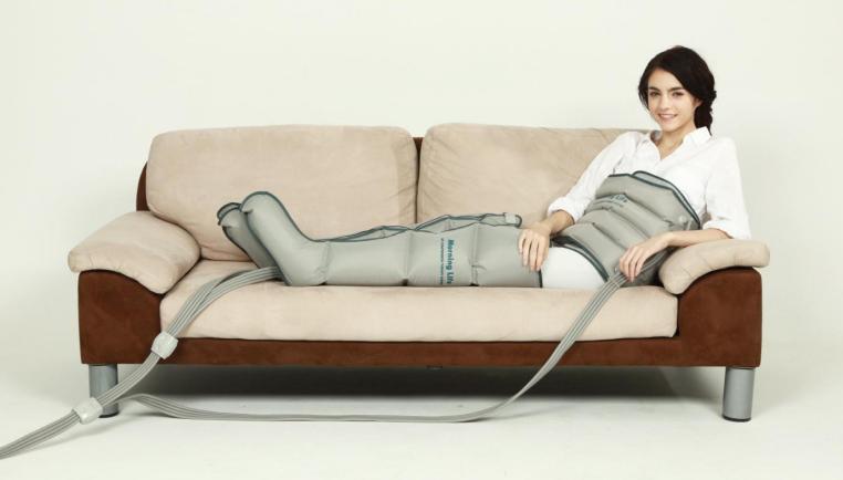 Máy nén ép trị liệu - khắc tinh suy giãn tĩnh mạch