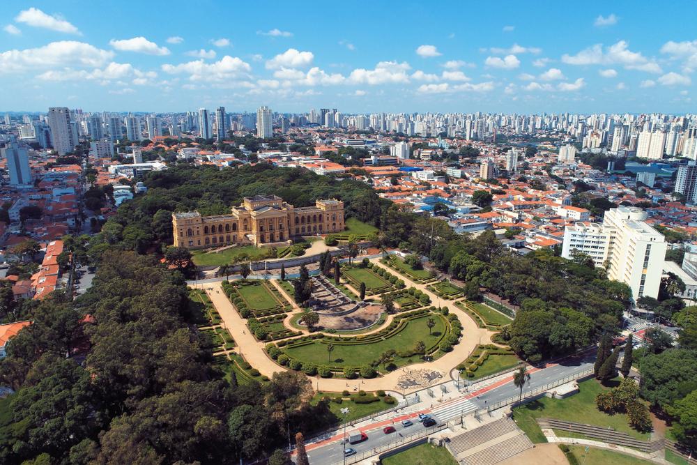 Região do Ipiranga, área que foi valorizada por conta do Plano Diretor Estratégico, que visa aumentar a ocupação de espaços e melhorar a qualidade de vida dos moradores (Fonte: Shutterstock)