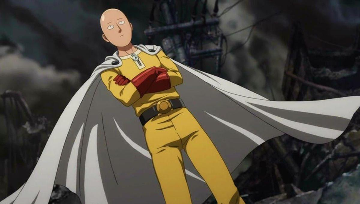 Is One-Punch Man a comedy or a tragedy?