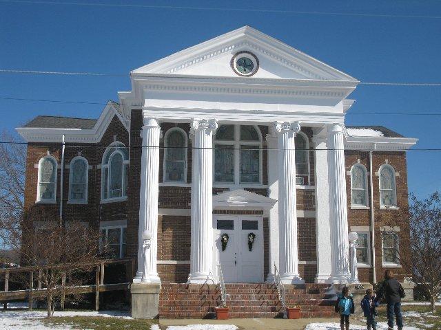 Cheriton Baptist Church