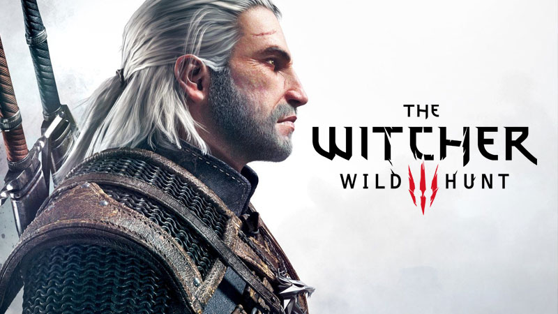Geralt of Riviaideo Game Character Geralt of Rivia
