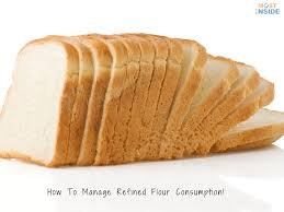 Image result for refined bread