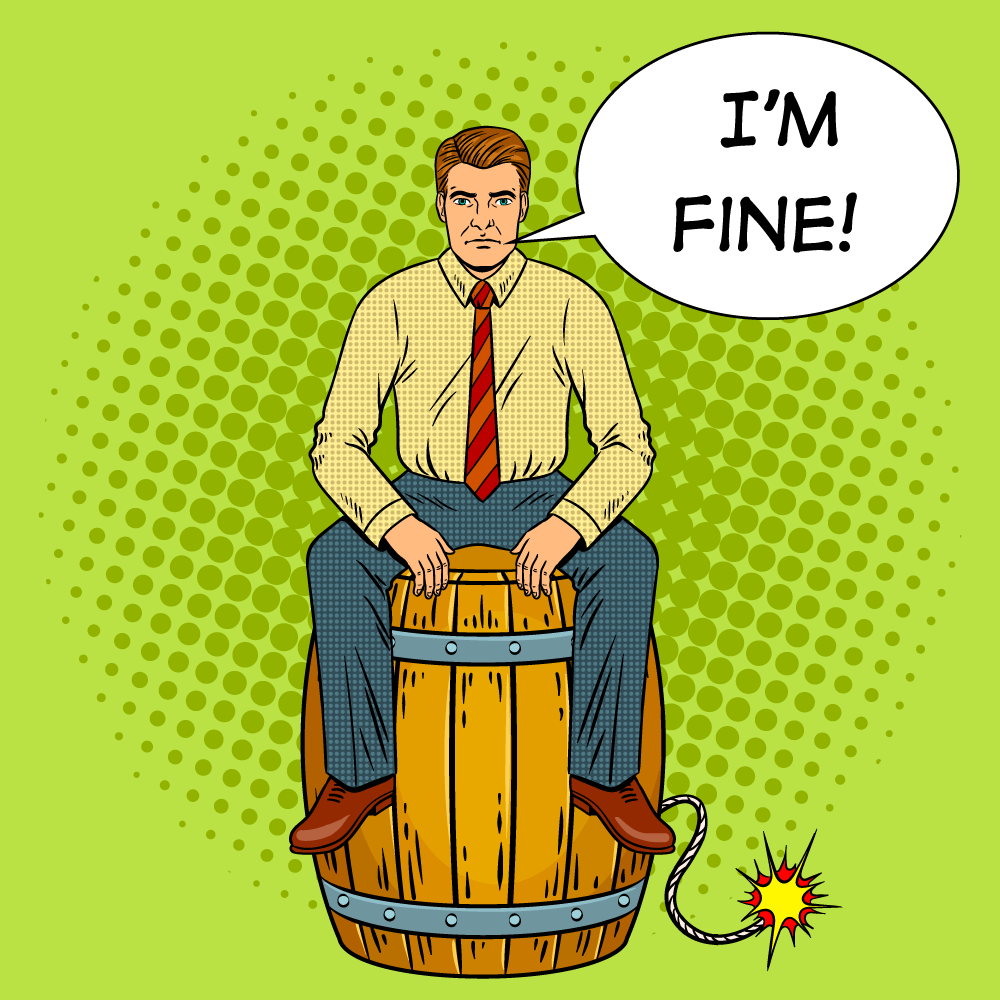 Your Business May Be Sitting on a Powder Keg: - Gregg Resource