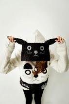 pink, putih, kuning, poki cat, fleece, Hoodie, hoodie korea murah, korea, murah, warna, Pre Order, fashion korea, hoodie lucu