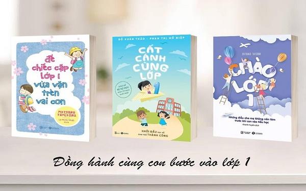 Tin giáo dục hôm nay 23.9: Khám phá bộ sách mới xuất bản giúp trẻ tự tin bước vào lớp 1 1