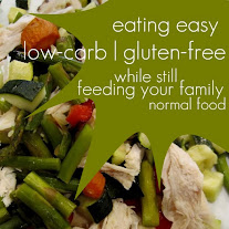 low-carb gluten-free easy normal family dinner