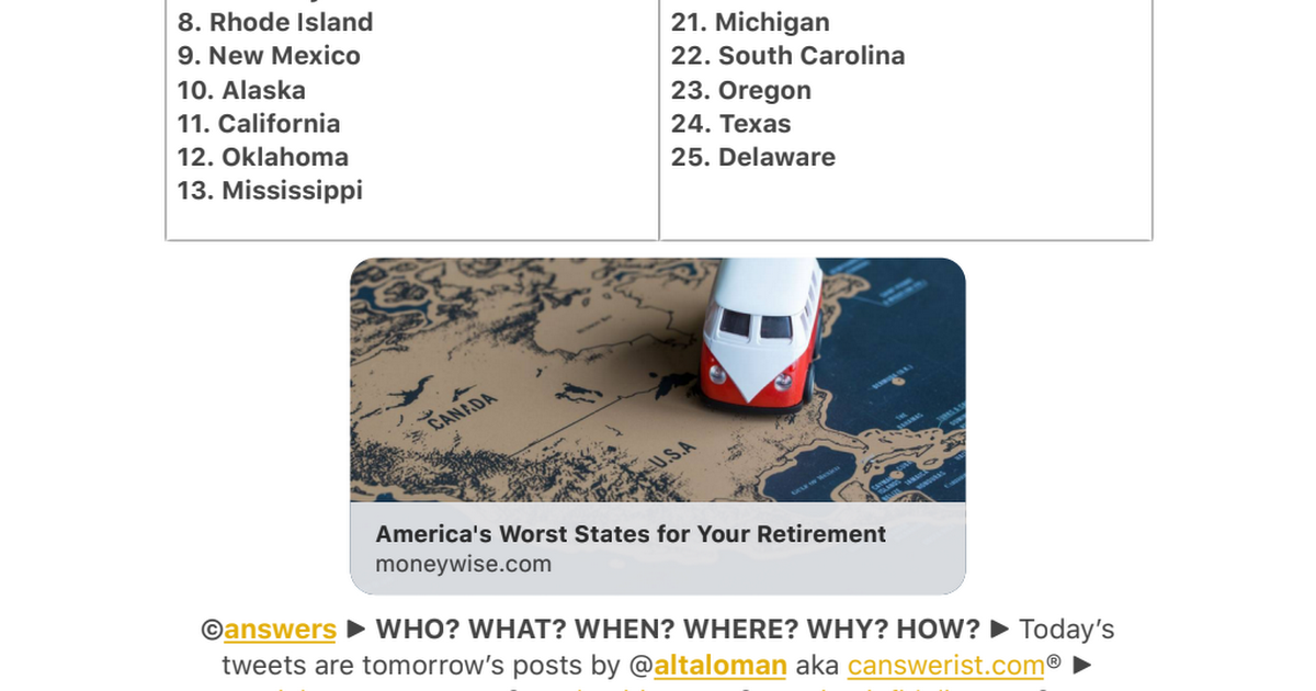 Worst Sates in USA for Retirement June2019.pdf
