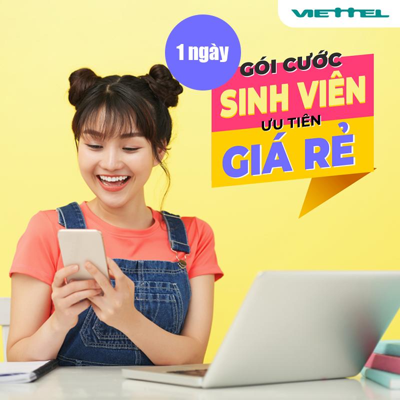 Hủy gói cước 4G Viettel sinh viên 1 ngày