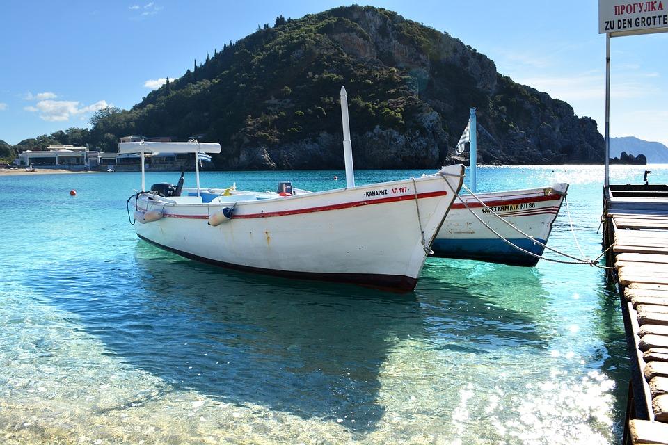 Best Beaches in Corfu, Greece