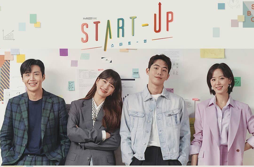 Start-Up, es una serie de televisión surcoreana transmitida del 17 de octubre de 2020 hasta el 6 de diciembre de 2020.