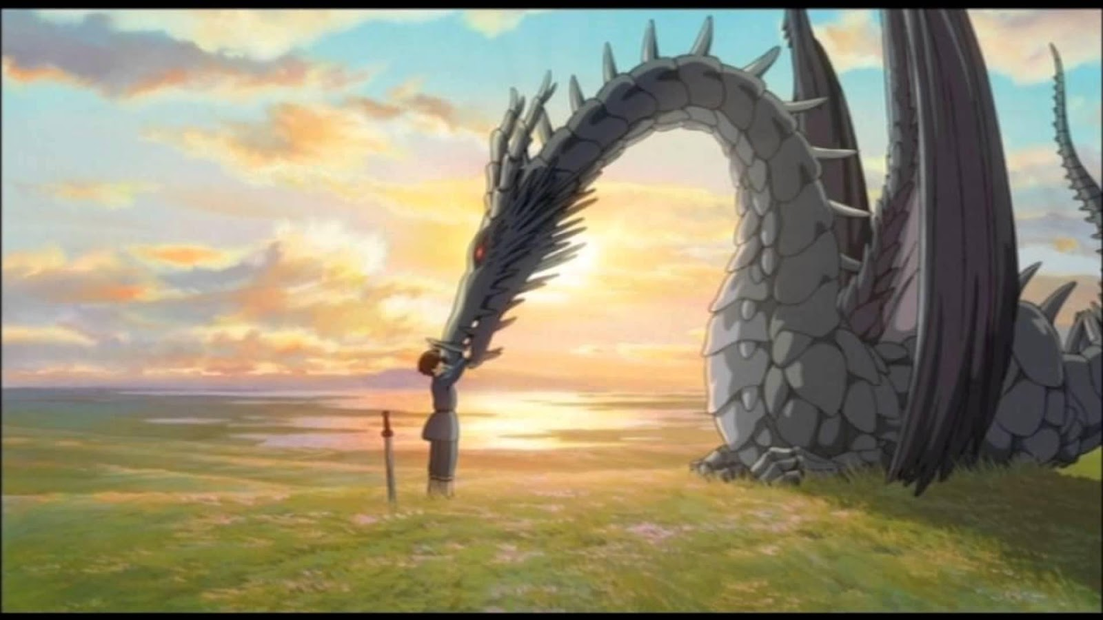 30 Years of Ghibli: The Tales from Earthsea – ENTROPY