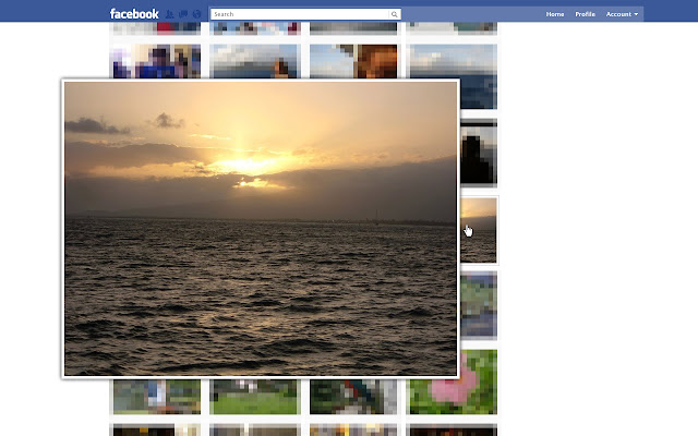Facebook Photo Zoom: Come ingrandire le foto su Facebook al passaggio del Mouse! Per Safari, Chrome, Firefox