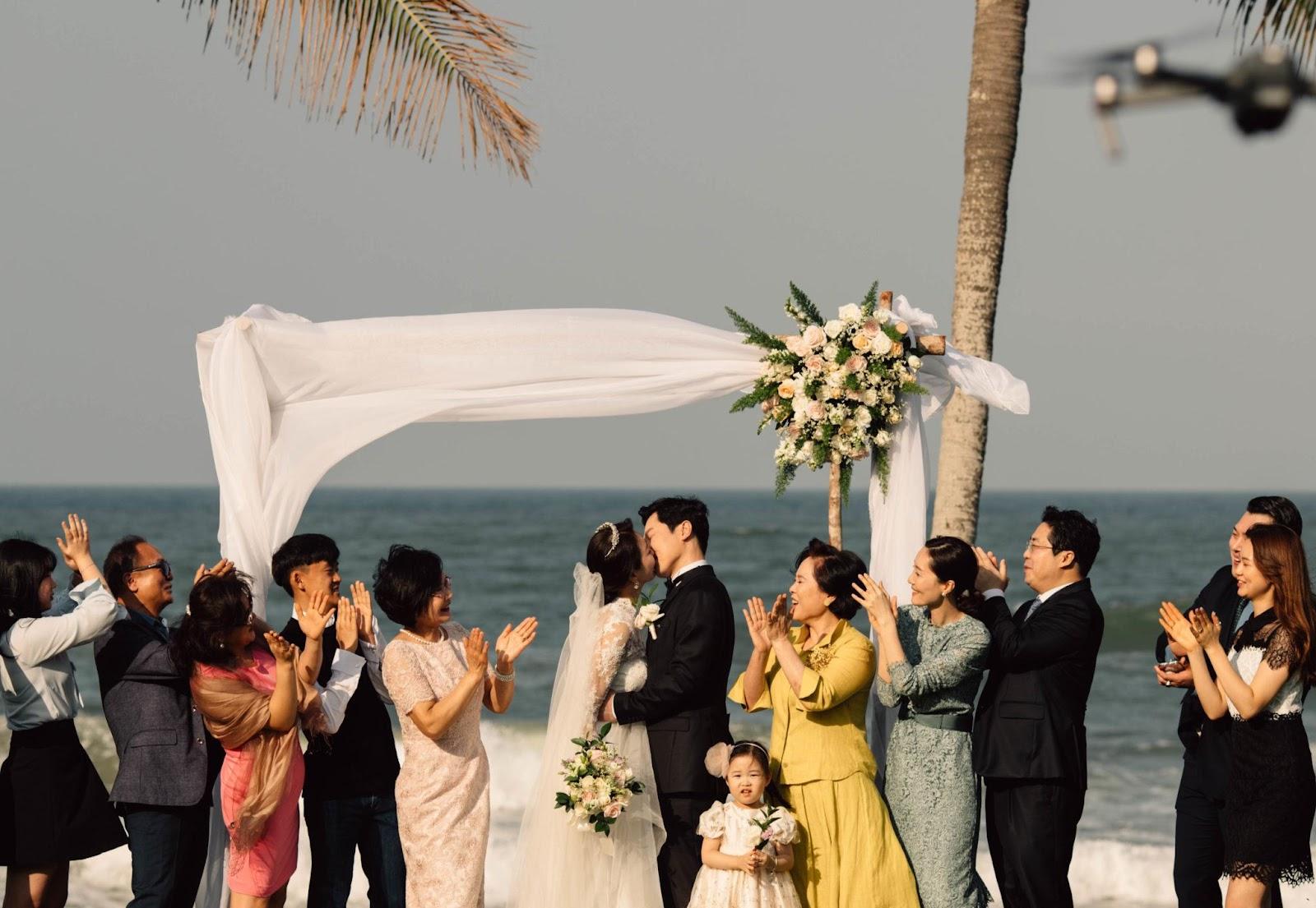 Wedding documentary example