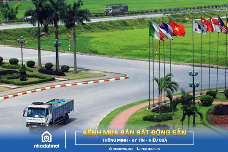 các công ty trong khu công nghiệp Khánh Phú