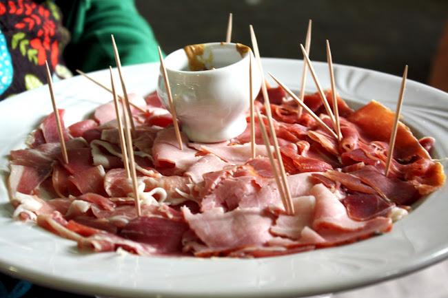 Cured Ham in Ghent